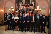 Constitución de la Diputación Provincial de Albacete