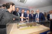 Presentación del proyecto del Plan funcional del Complejo Hospitalario Universitario de Albacete