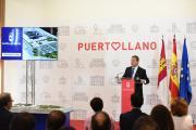Presentación proyecto del futuro hospital de la ciudad industrial de Puertollano (Ciudad Real) (III))