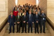 Visita institucional al Ayuntamiento de Albacete
