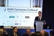 Premios del Certamen Cultural de la Cooperativa 'Virgen de las Viñas'