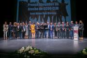 El presidente regional, Emiliano García-Page, participa en el acto de entrega del premio 'Abogados de Atocha'