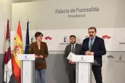 Rueda de prensa del Consejo de Gobierno extraordinario (I)