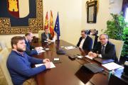 Videoconferencia de presidentes autonómicos (29 de marzo)