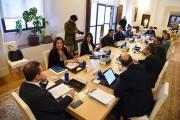 Consejo de Gobierno extraordinario (2 de abril)
