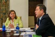 Videoconferencia con representantes del sector educativo de la región