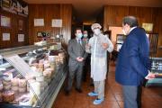 Visita a la empresa quesera 'La Casota' en La Solana