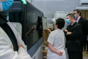 Visita al Hospital Virgen de la Salud en Toledo