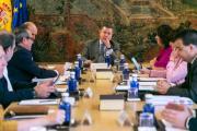 Reunión del Consejo de Gobierno de Castilla-La Mancha