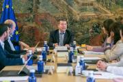Reunión del Consejo de Gobierno de Castilla-La Mancha (16 de junio)