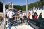 Inauguración de la nueva depuradora de Cifuentes (Guadalajara) (II)