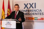 XXI Conferencia de Presidentes Autonómicos