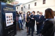 García-Page inaugura el 'Paseo de los Artesanos' en Toledo
