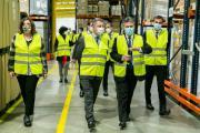 Inaugura la ampliación de la Plataforma Farmacéutica ALLOGA en Borox (Economía)