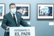 Inauguración de la exposición fotográfica de 'El País'