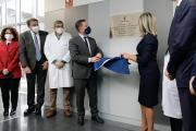 Inauguración del nuevo Centro de Salud del barrio de Santa Bárbara (Sanidad)