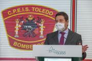 Emiliano García-Page SánchezSeguir Inauguración del Parque de Bomberos 'Montes de Toledo'