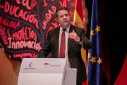 Homenaje a la comunidad educativa de Castilla-la Mancha