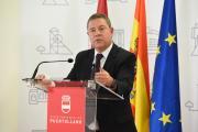 Firma de dos protocolos de colaboración con la UCLM en materia sanitaria y de investigación