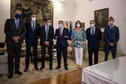 """Reunión con el consejero delegado de """"Everis"""" en España"""