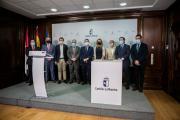 El Gobierno regional comenzará las obras de remodelación del Parque de la Alameda de Sigüenza a finales de año