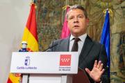 Encuentro bilateral con la presidenta de la Comunidad de Madrid