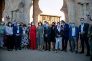 Presentación oficial de las actividades del parque diurno ´Puy du Fou España´