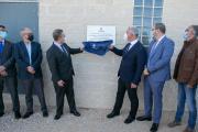 El presidente de Castilla-La Mancha inaugura el nuevo depósito de agua de Mondéjar que solventará los problemas de abastecimiento de más de 2.600 habitantes del medio rural