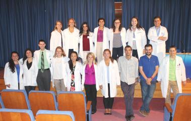 Cerca de 200 estudiantes americanos realizan prácticas este verano en los hospitales de Castilla-La Mancha