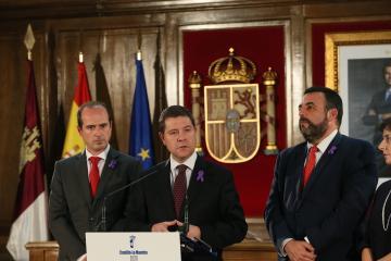 El presidente García-Page confirma el segundo centro de salud de Azuqueca de Henares en esta legislatura