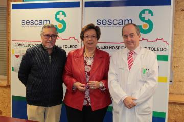 El Hospital de Toledo acoge el II Maratón de Donación de Sangre
