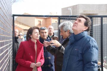 El Gobierno regional continúa en su impulso por la mejora de la red de centros educativos públicos de Castilla-La Mancha
