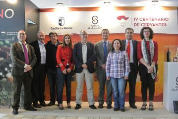 Inauguración de la 36ª Feria Agrícola y Ganadera 'EXPOVICAMAN' en Albacete