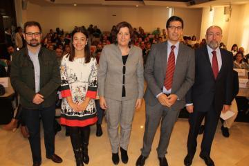 Patricia Franco inaugura el I Foro de Enoturismo