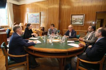 Reunión entre la Consejería de Agricultura y la Secretaría de Estado de Medio Ambiente