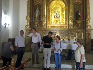 Visita ermita Carrascosa del Campo