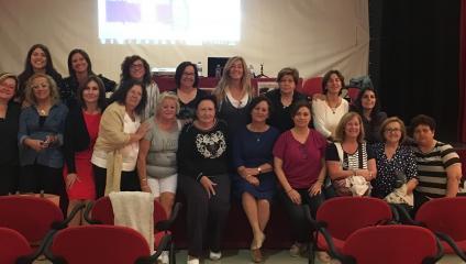 Mujeres rurales Alovera
