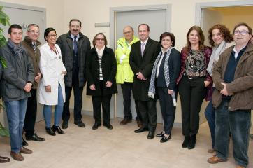 El Gobierno de Castilla-La Mancha continúa aumentando las prestaciones sanitarias en la provincia de Guadalajara