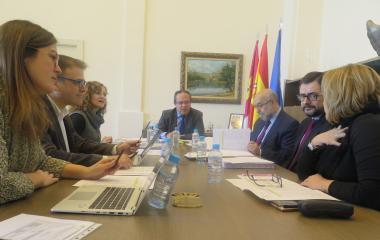 El Gobierno regional pone en marcha la Comisión Organizadora de las Elecciones a las Cortes de Castilla-La Mancha de 2019