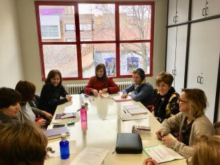 Comisiones de Seguimientos Centros de la Mujer de Albacete, Almansa y Mahora