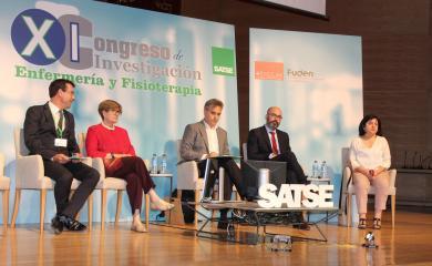 El Gobierno de Castilla-La Mancha seguirá impulsando la vocación investigadora de los profesionales de  Enfermería