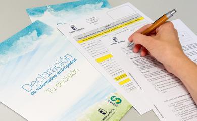 Castilla-La Mancha amplía el número de oficinas habilitadas para la tramitación de la Declaración de Voluntades Anticipadas en los centros sanitarios