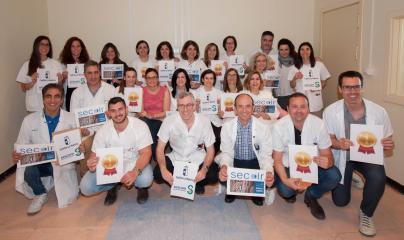 La Sociedad Española de Cirugía Ocular concede un primer premio al Hospital Mancha Centro por el vídeo de una intervención pionera