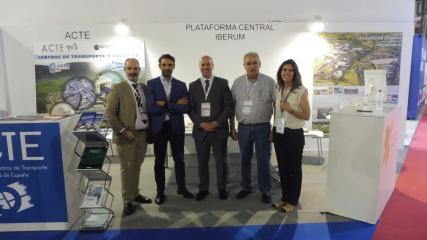 Castilla-La Mancha participa en el Salón Internacional de la Logística que se ha celebrado en Barcelona para promover las oportunidades de inversión en la región