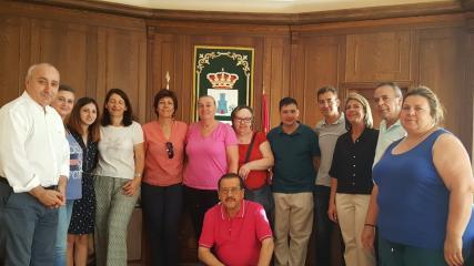 Iniciados 37 talleres del programa de recualificación y reciclaje profesional (RECUAL), de los 43 que se desarrollarán este año en la provincia de Toledo