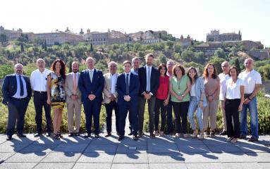 El Gobierno regional propicia el uso para fines residenciales o empresariales del Palacio de los Condes de Medina en Guadalajara