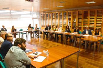 El Gobierno regional inicia las reuniones para la creación de un plan de formación para los equipos directivos y mandos intermedios de la Sanidad de Castilla-La Mancha