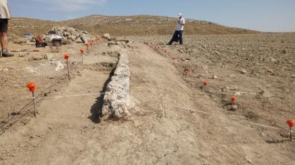Jornada de puertas abiertas en las excavaciones arqueológicas de Caraca en Driebes (Guadalajara)