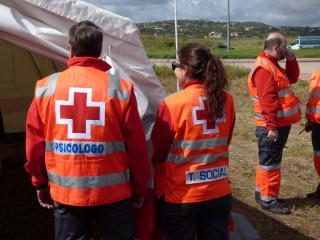 El grupo de intervención psicosocial para situaciones de emergencia atendió un total de 14 incidentes durante el primer semestre de 2019
