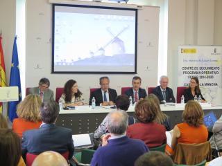 El Programa Operativo FEDER 2014-2020 incorpora el incremento del uso de las energías renovables en edificios e infraestructuras públicas como nuevo ámbito de actuación
